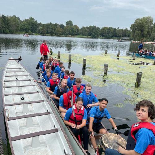 Was für ein Erfolg beim Dragonboat Cup!